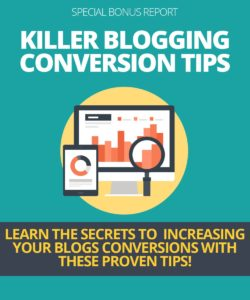 CG KILLER BLOGGING CONVERSION TIPS