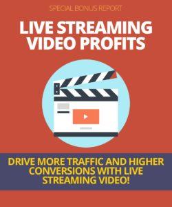 CG LIVE STREAMING VIDEO PROFITS
